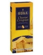 Roka cheese crispies original